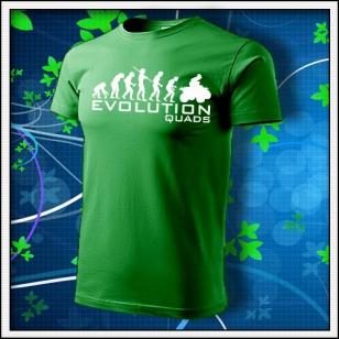 Evolution Quads - Štvorkolky - trávovozelené