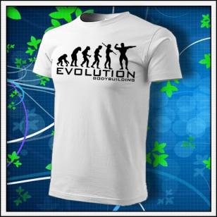 Evolution Bodybuilding - biele