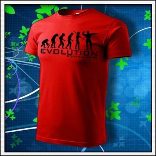 Evolution Bodybuilding - červené