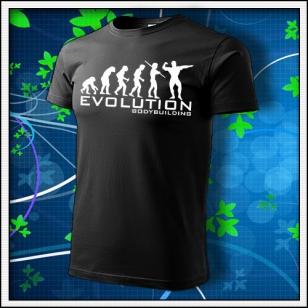 Evolution Bodybuilding - čierne