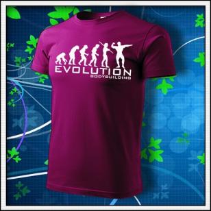 Evolution Bodybuilding - fuchsia red