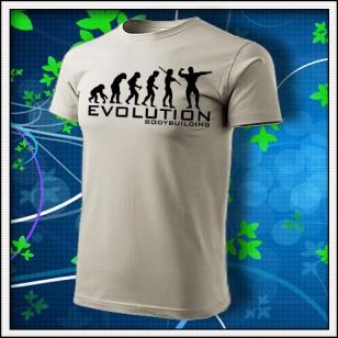 Evolution Bodybuilding - ľadovosivé