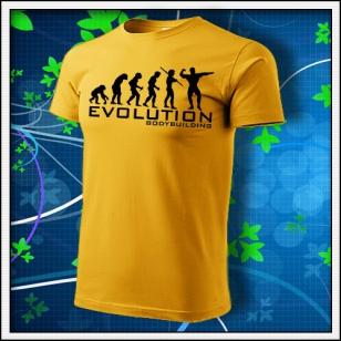 Evolution Bodybuilding - žlté