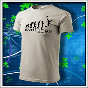 Evolution Basketball - ľadovosivé