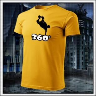 360° - žlté