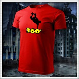 360° - červené