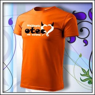 Otec 01 - oranžové
