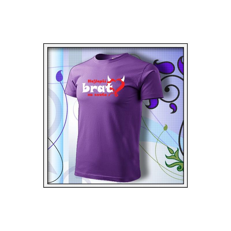 Brat 01 - fialové