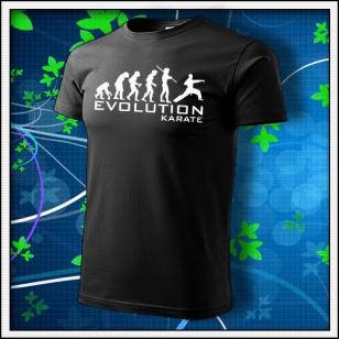 Evolution Karate - čierne
