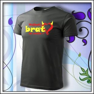 Brat 01 - tmavá bridlica