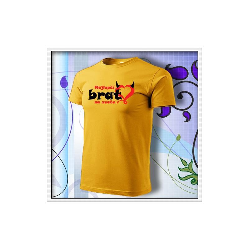 Brat 01 - žlté