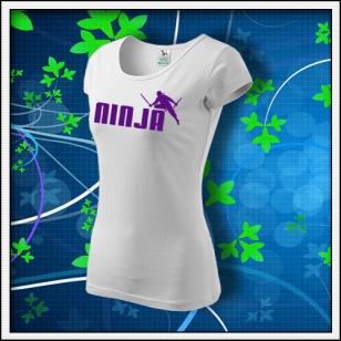 Ninja - dámske biele