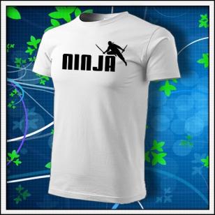 Ninja - biele