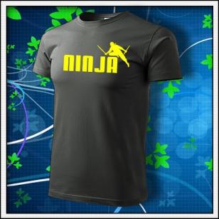 Ninja - tmavá bridlica