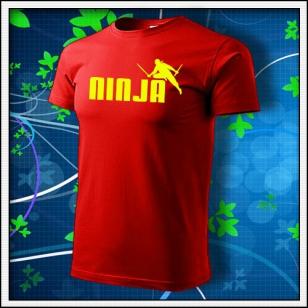 Ninja - červené