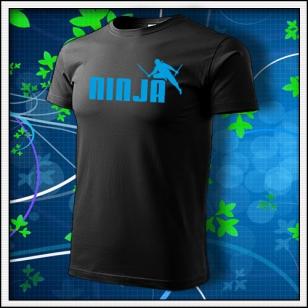 Ninja - čierne