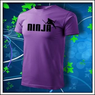 Ninja - fialové