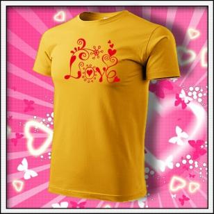 Love - žlté