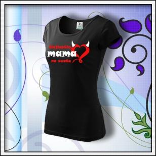 Mama 02 - čierne