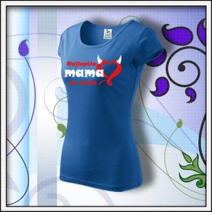 Mama 02 - svetlomodré
