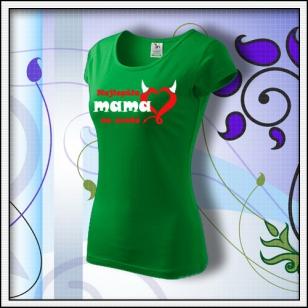 Mama 02 - trávovozelené
