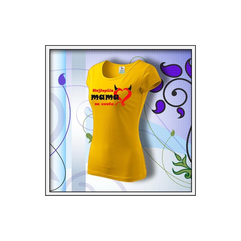Mama 02 - žlté