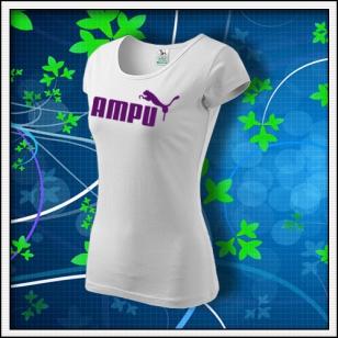 Ampu - dámske biele
