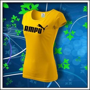 Ampu - dámske žlté