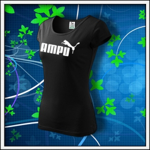 Ampu - dámske čierne