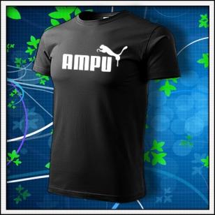 Ampu - čierne