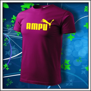 Ampu - fuchsia red