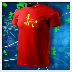 Čínsky znak - červené