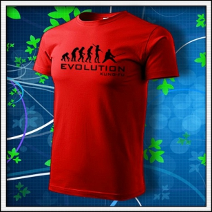 Evolution Kung-Fu - červené