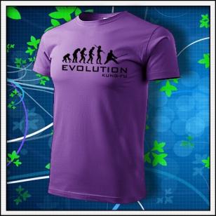 Evolution Kung-Fu - fialové
