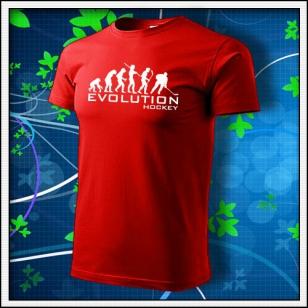 Evolution Hockey - červené