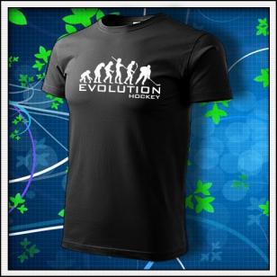 Evolution Hockey - čierne
