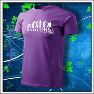 Evolution Hockey - fialové
