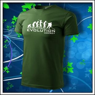 Evolution Hockey - fľaškovozelené