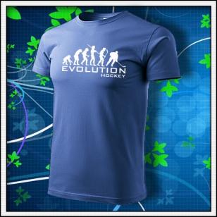 Evolution Hockey - svetlomodré