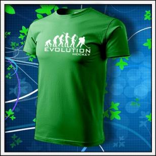 Evolution Hockey - trávovozelené