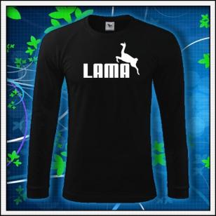 Lama - čierne DR pánske