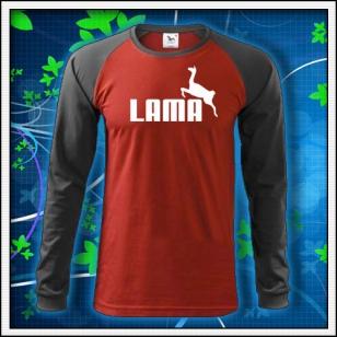 Lama - červené DR pánske