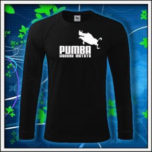 Pumba - čierne DR pánske