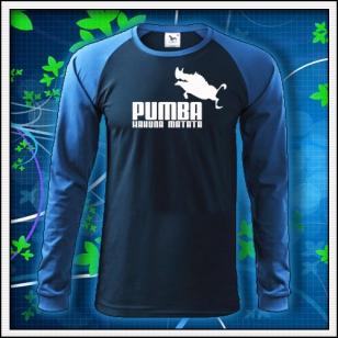 Pumba - tmavomodré DR pánske