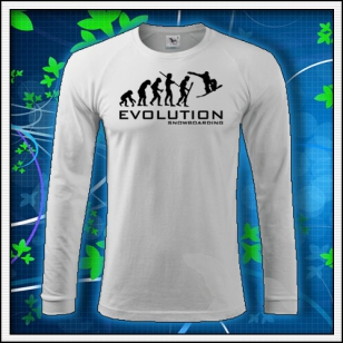 Evolution Snowboarding - biele DR pánske