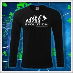 Evolution Snowboarding - čierne DR pánske