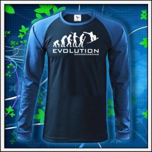 Evolution Snowboarding - tmavomodré DR pánske