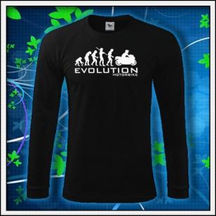Evolution Motorbike - čierne DR pánske