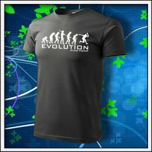 Evolution Ping-pong - tmavá bridlica