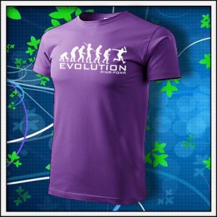 Evolution Ping-pong - fialové